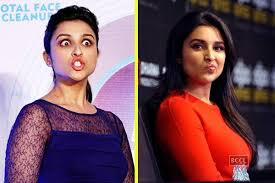 Actresses Caught With Funny Expression
