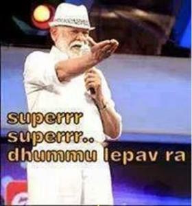 Superrr Superrr Dhummu Lepav Ra