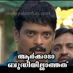 Aarkkada Bhudhi Ellathathu Malayalam Comment Pictures