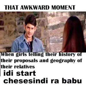 Idi Start Chesesindi Ra Babu Facebook Comment Pics