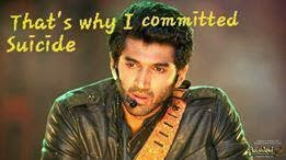 That's Why I committed Suicide Fb Pic