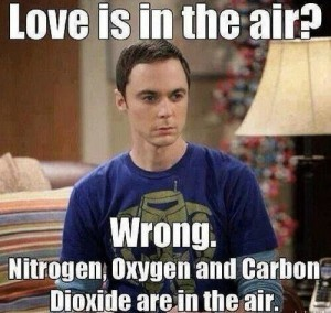 Love Is In The Air? Photo Comment Pic For Fb