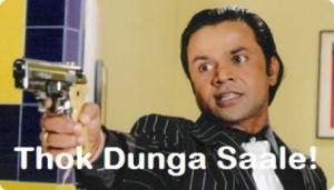 Facebook Comments Comedy In Hindi Thok Dunga Saale