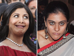 Bollywood Star Awkward Pose Comment Pic