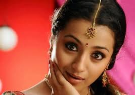 Tamil Actress Trisha Comment Pic