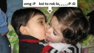 Omg:P Koi To Rok Lo:P:D Fb Photo Comments