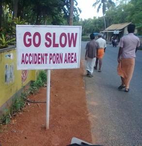 Go Slow Accident Porn Area Fb Photo Comments