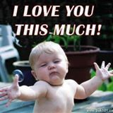 Baby-I Love You This Much