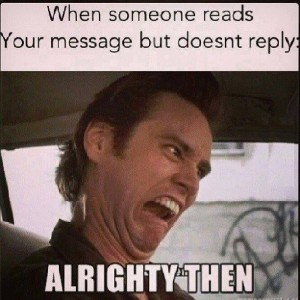 When Someone Reads Your Message But Doesnt Reply