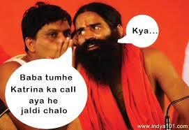 Baba Tumhe Katrina Ka Call Aya He Jaldi Chalo