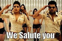 We Salute You Picture Comment Pic