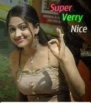 Super Very Nice Actress Comment Pic
