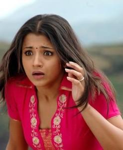 Trisha Krishnan Shocked Face Still