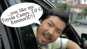 You Like My Toyota Carmy 2.0 G EeeeeeX!!1