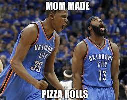 Mom Made Pizza Rolls Funny Pic