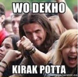 Wo Dekho Kirak Potta