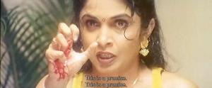 Angry Face Reaction Of Ramya Krishnan