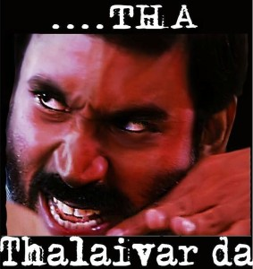 Tha Thalaivar Da Funny Photo Comment