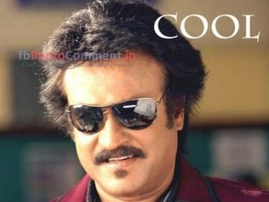 Rajinikanth Says Cool Fb Photo Comment