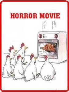 Horror Movie Funny Picture Comment