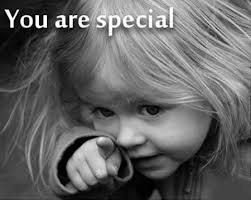 You Are Special Kid Comment pic