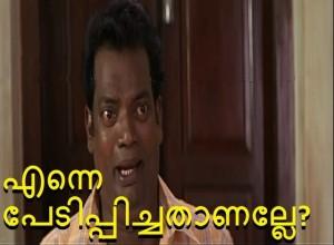 Salim Kumar Malayalam Funny Photo Comment