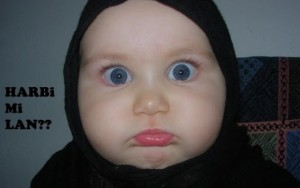 Harbi Mi Lan?? Funny Kid Comment