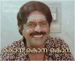 Kona Kona Kona Malayalam Funny Pic