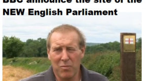 BBC Announce Site For New English Parliament