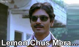 Lemon Chus Mera....
