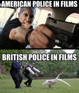 Funny American English Police Movies Action