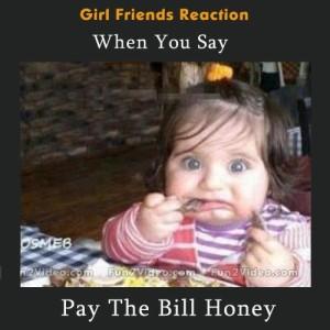 Funny Girlfriend Face Meme Joke