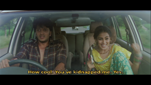 How Cool You've Kidnapped Me - Genelia