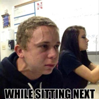 While Sitting Next Funny Picture