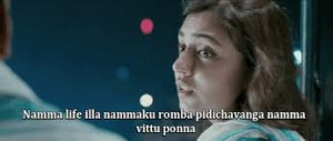 Raja Rani Movie Dialogue Of Nazriya Nazim