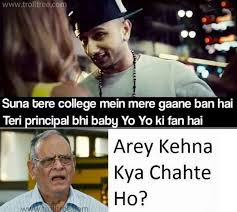 Arey Kehna Kya Chahte Ho? Funny Pic
