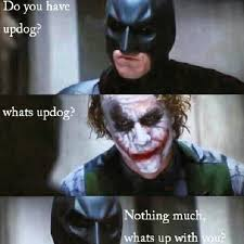 Do You Have Updog? Funny Picture Comment