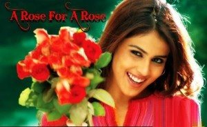 Genelia A rose For A Rose