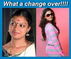 What A Change Over!!!!