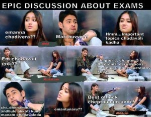 Epic Discussion About Exams In Pokiri Style