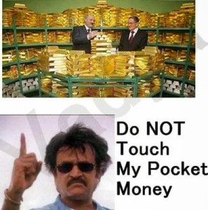 Rajinikanth Memes Funny Comment
