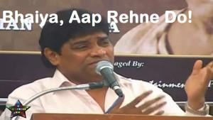 Bhaiya Aap Rehne Do - Johny Lever