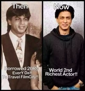 Shah Rukh Khan Photo Comment Pic