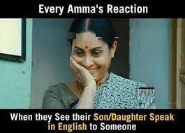 Every Amma's Reaction-Saranya