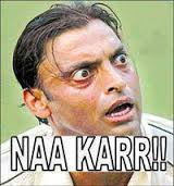 Naa Karr!!! Funny Face Reaction