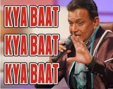Kya Baat Kya Baat Kya Baat Funny Comment