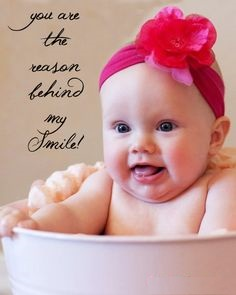Baby Smile Cute Pic