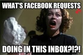 What's Facebook Requests Doing In This Inbox!?!