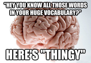 Hey You Know All Those Words In Your Huge Vocabulary?
