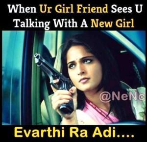 Anuskha-Evarthi Ra Adi....